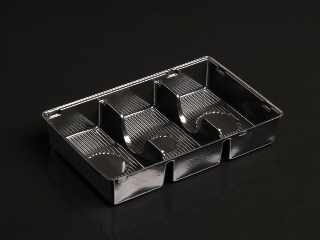 Tray for chocolate